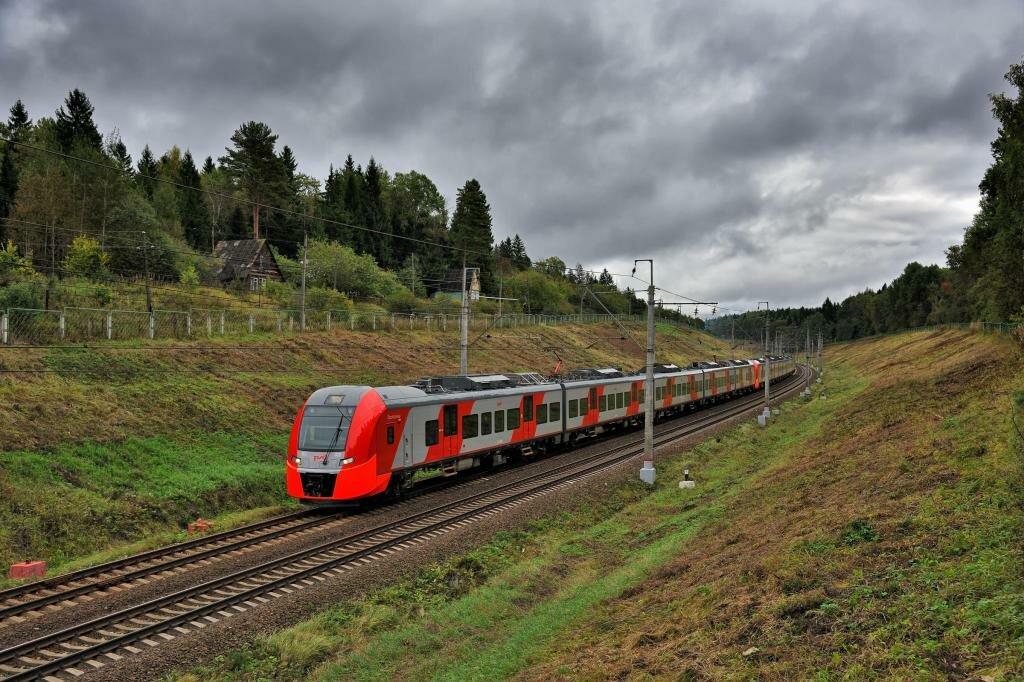 Картинки поезда ржд, добрым утром картинки
