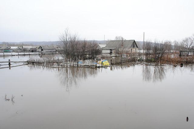 В Пензенской области идет подготовка к паводку, которого не было 40 лет