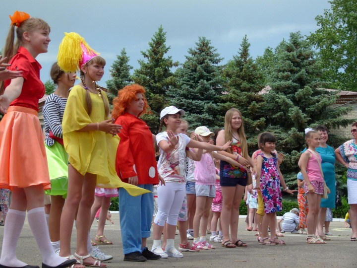 Лопатинские дети проведут каникулы с пользой