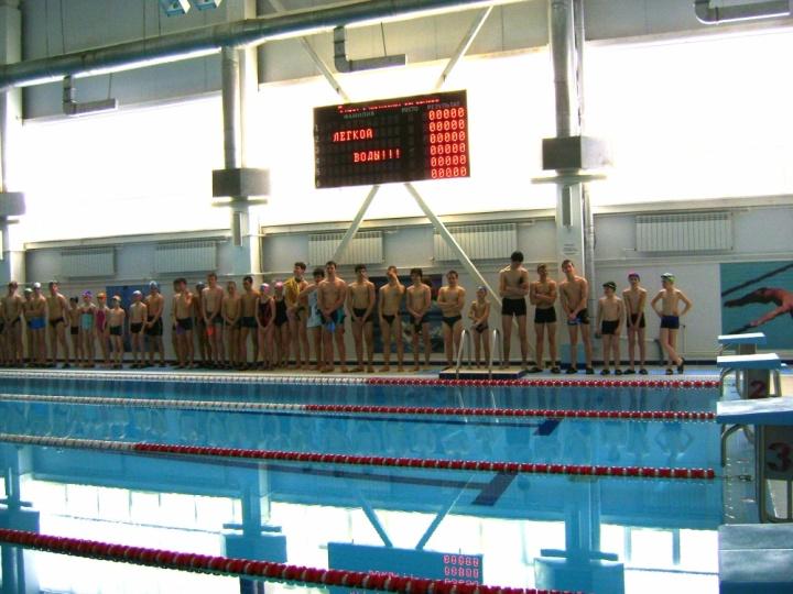 С 3 по 15 апреля в лопатинском бассейне «Акватория» проводился мониторинг детей на умение плавать