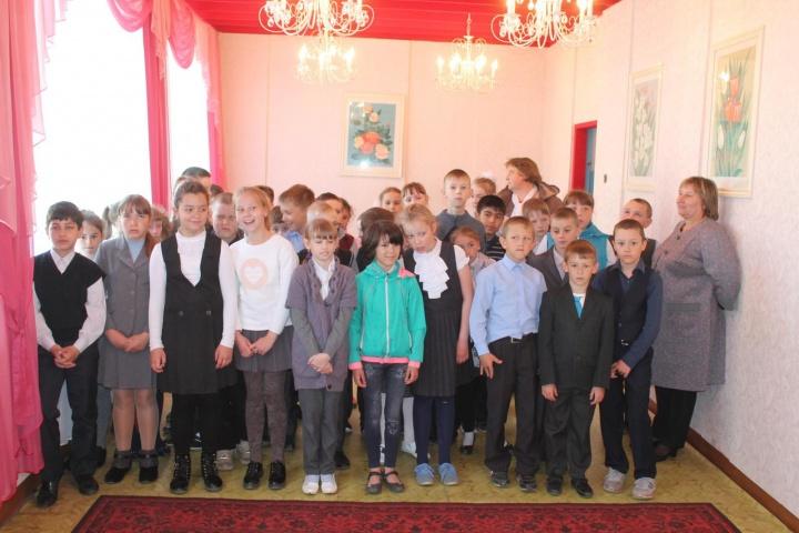 ЗАГС глазами лопатинских третьеклассников