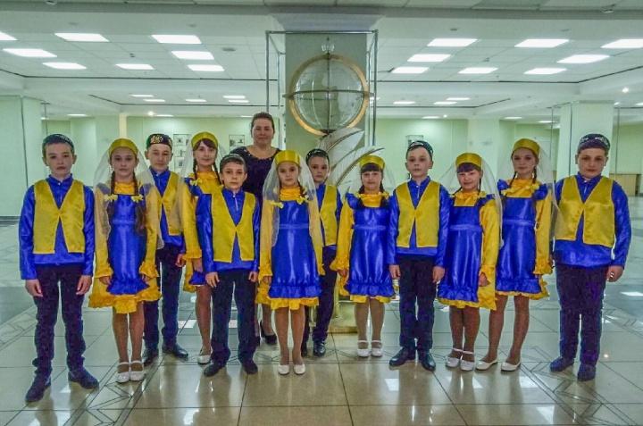 Суляевцы – дипломанты конкурса