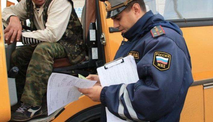 У лопатинских водителей автобусов проверят документы и давлени