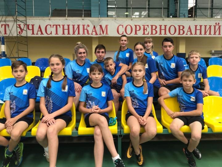 Лопатинские школьники стали участниками детской спортивной телепрограммы «11 канала» «Мы – команда»