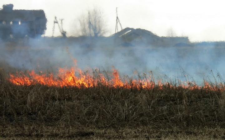 За нарушение противопожарного режима – штрафные санкции