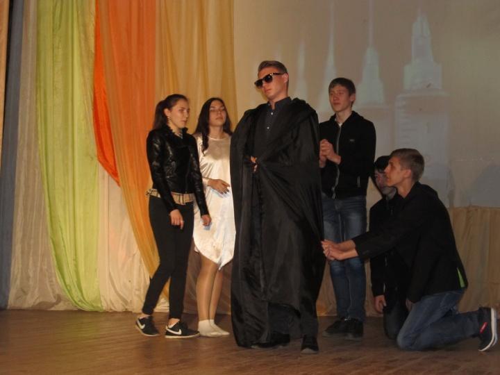 В лопатинском РДК в рамках акции «Сурский край – без наркотиков» состоялось мероприятие с аналогичным названием