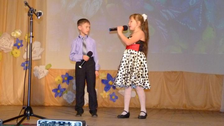 Детский вокальный конкурс «Лопатинские звёздочки» прошёл в Доме культуры
