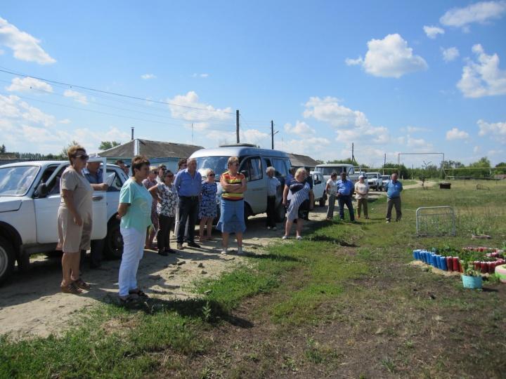 В Лопатинском районе продолжаются семинары по благоустройству