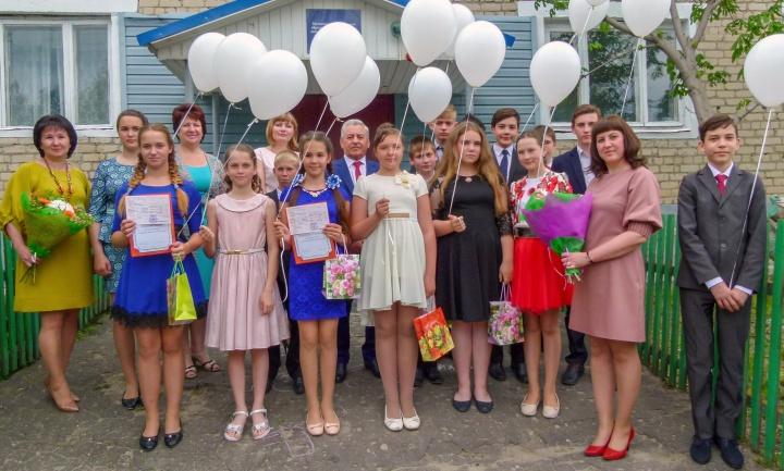 В  Лопатинской школе искусств прошёл выпускной вечер