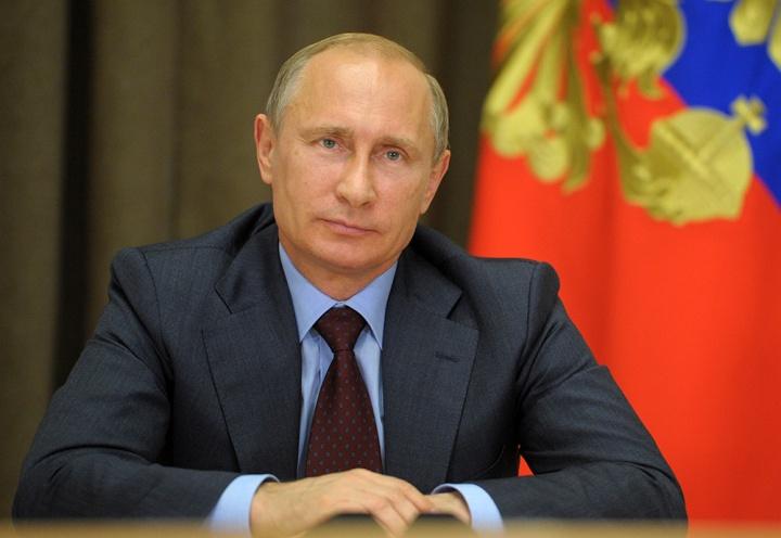 Лопатинцы проголосовали за Владимира Путина