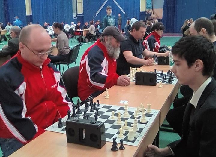 Лопатинские шахматисты стали бронзовыми призёрами
