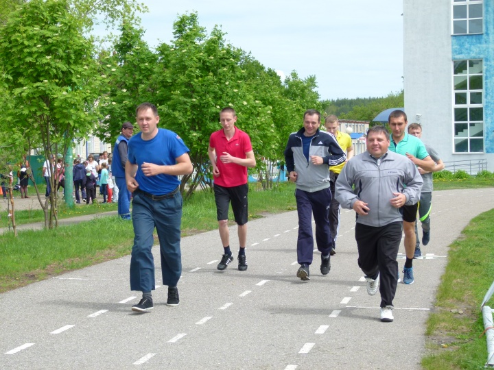 Летний спортивный сезон в Лопатинском районе открыт