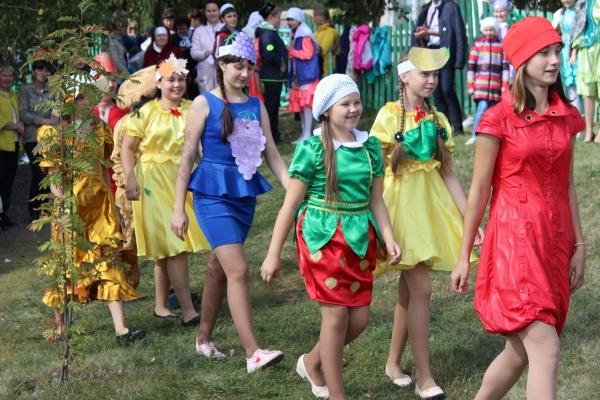 татарский праздник урожая Сэмбелэ