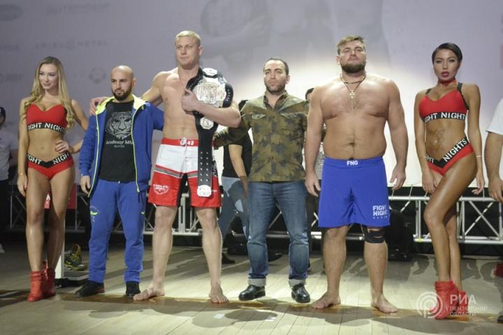 Fight Nights Global 79: Сергей Павлович— Кирилл Сидельников. Результат ивидео боя