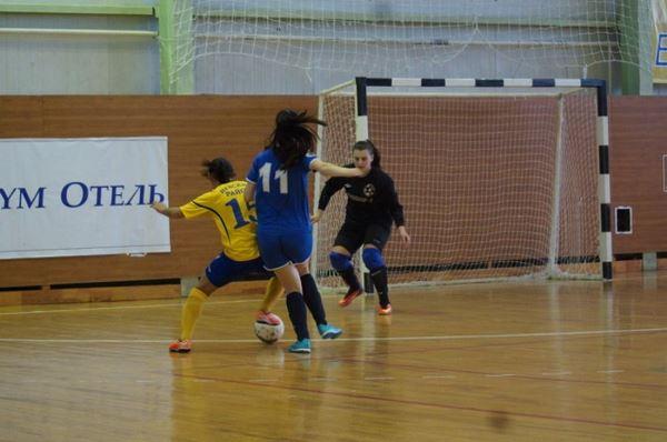 Молодежный состав пензенской «Лагуны-УОР» впервый раз стал победителем главенства Российской Федерации