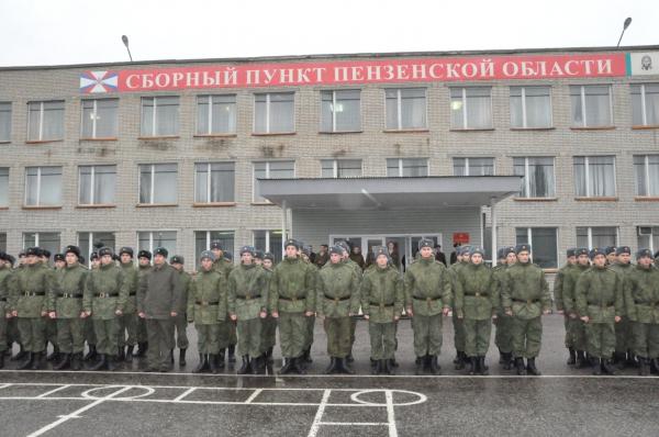 В РФ начинается весенний призыв навоенную службу