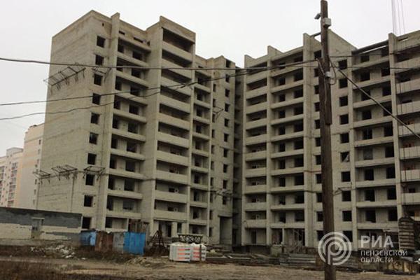 Руководитель Пензы: Застройщики согласились достроить проблемные дома дольщиков