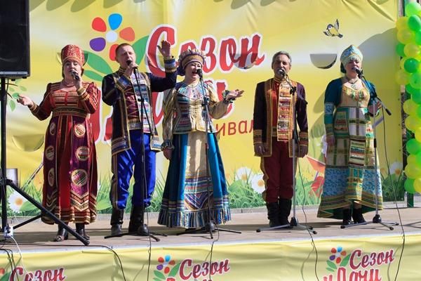 ВПензе из-за непогоды нанеделю перенесли фестиваль «Сезон уДачи»