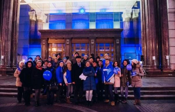 Томск присоединится ко глобальной акции вподдержку детей саутизмом