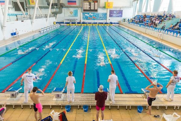 Пловец изСерпухова завоевал две медали наКубке Российской Федерации