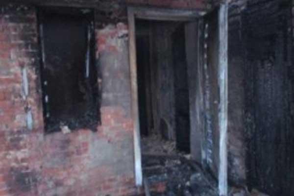 ВПензенской области пожар забрал жизнь старый женщины