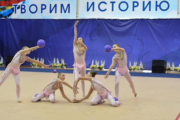 Ханты-Мансийск примет всероссийские состязания похудожественной гимнастике