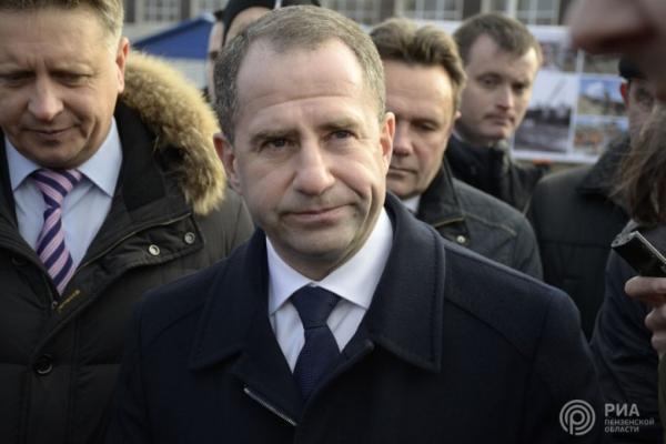 ВПензе Михаил Бабич иИван Белозерцев встретились спроблемными дольщиками