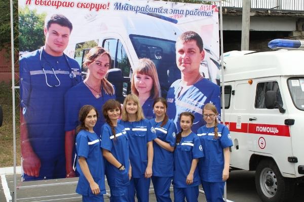 ВПензе посвящение впрофессию молодых медсотрудников состоится 15декабря