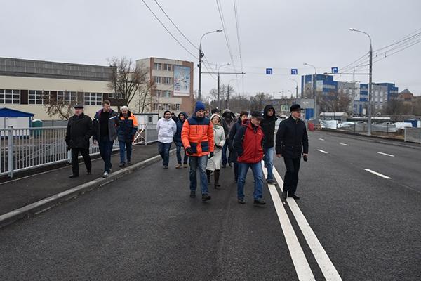 Михаил Бабич иМаксим Соколов откроют вПензе Свердловский мост