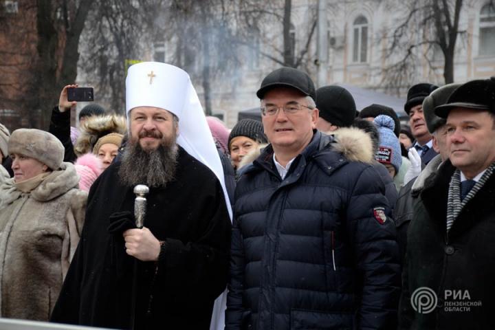 На «Спасских вечерах» пензенцев ожидают зимние игры и«Снежная королева»