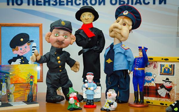 Конкурс детской игрушки «Полицейский Дядя Стёпа»