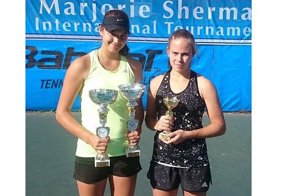 Пензенская теннисистка Марта Пайгина выиграла международный турнир
