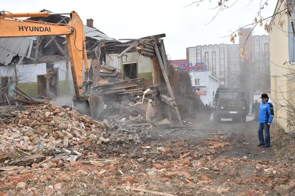 ВПензе доконца года снесут 12 многоквартирных домов
