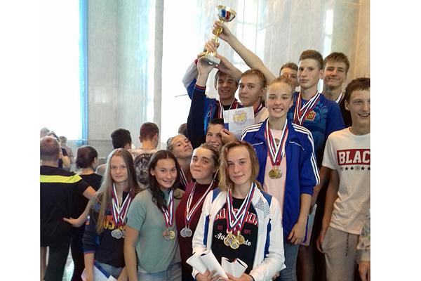 Неменее тысячи спортсменов приняли участие воВсероссийской Гимназиаде вОрле