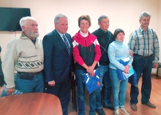 Команда НАО отправилась наСпартакиаду пожилых людей РФ