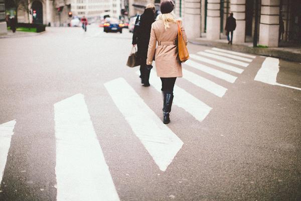 Штраф занепредоставление преимущества пешеходам на«зебре» стал больше