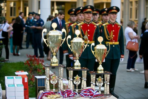 Пензенские кадеты примут участие вокружном финале «Зарницы Поволжья»