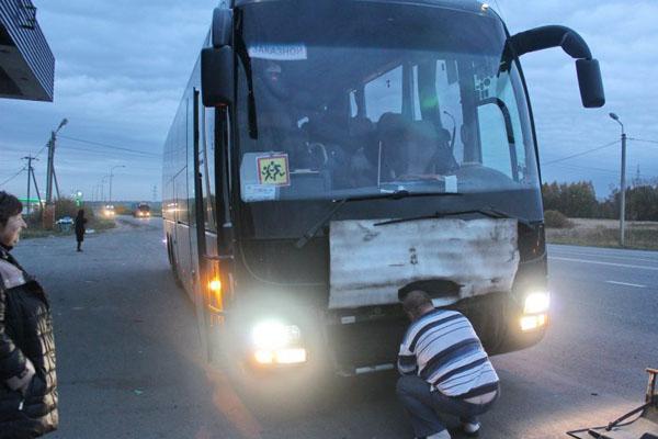 Шофёр  неисправного автобуса рискнул жизнями 50 детей изПензы