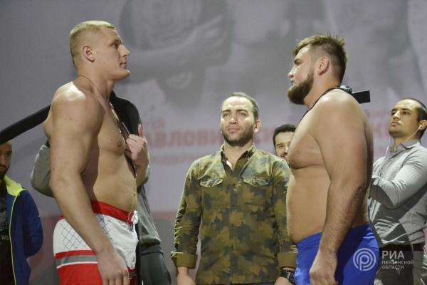 Боец Павлович нокаутировал Сидельникова изащитил титул чемпиона Fight Nights
