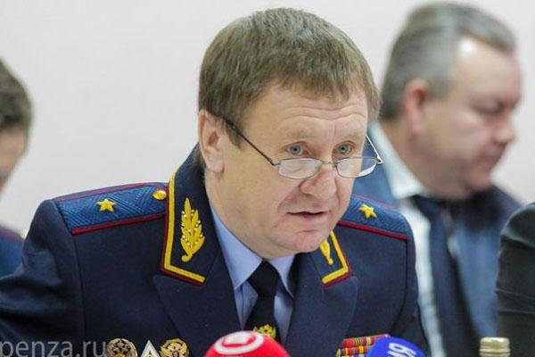 Экс-руководитель УФСКН стал зампредом руководства Пензенской области