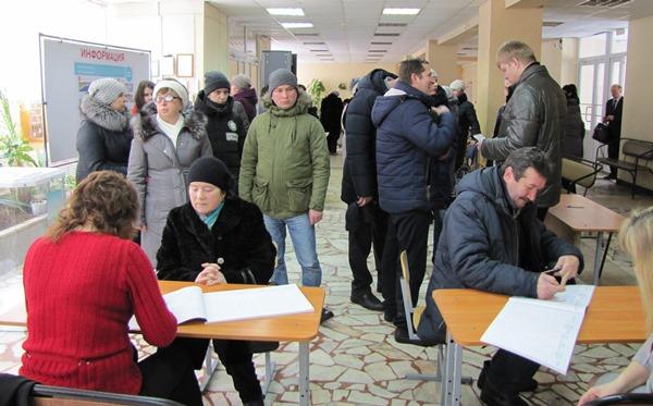 Граждане 7-ми районов Пензенской области учавствуют врейтинговом голосовании